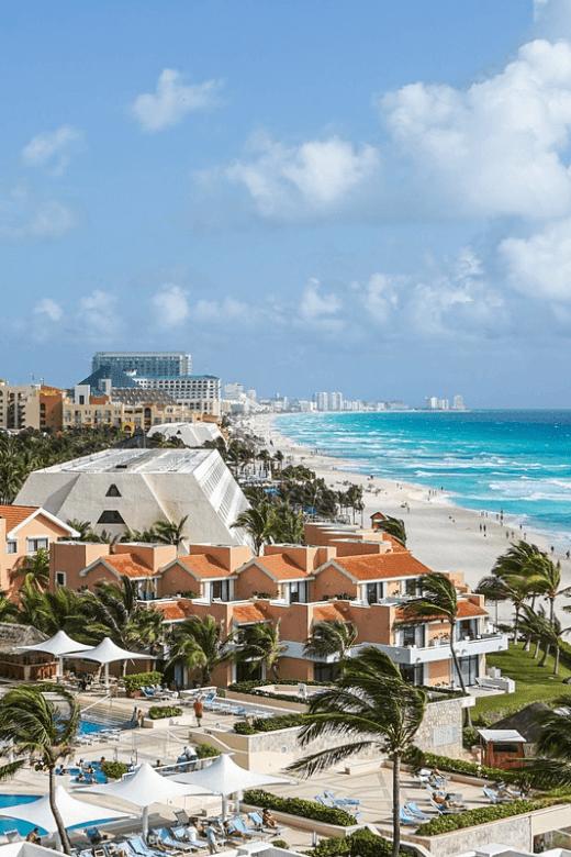 Mejores hoteles en Cancún