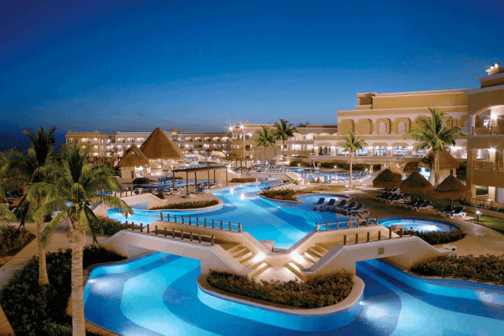 Mejores hoteles en Cancún - Beach Palace Hotel Resort