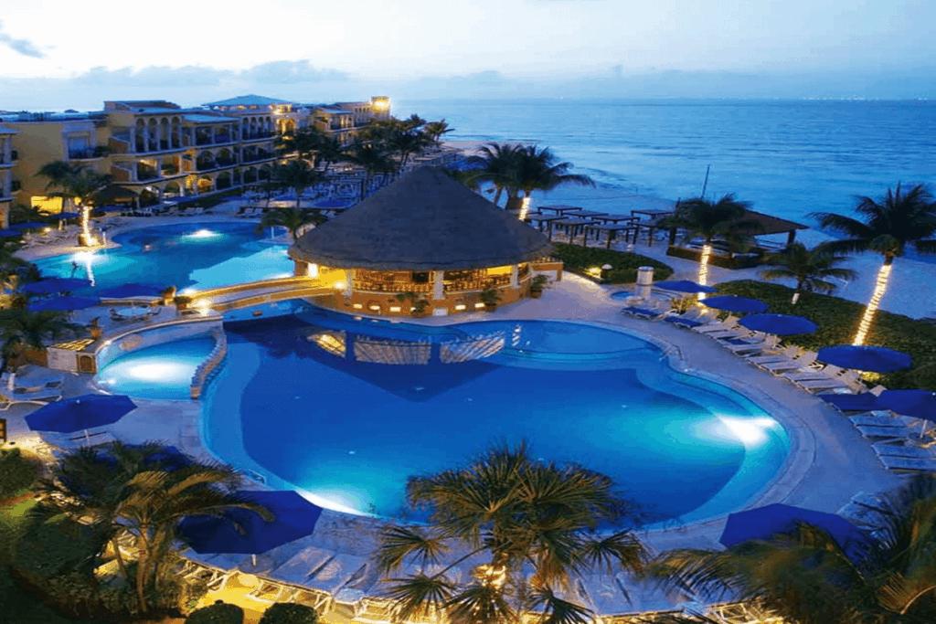 Mejores hoteles en Cancún - Fiesta Americana Grand Coral Beach Cancún