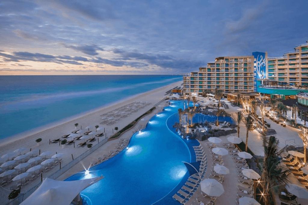Mejores hoteles en Cancún - Hard Rock Hotel Cancún