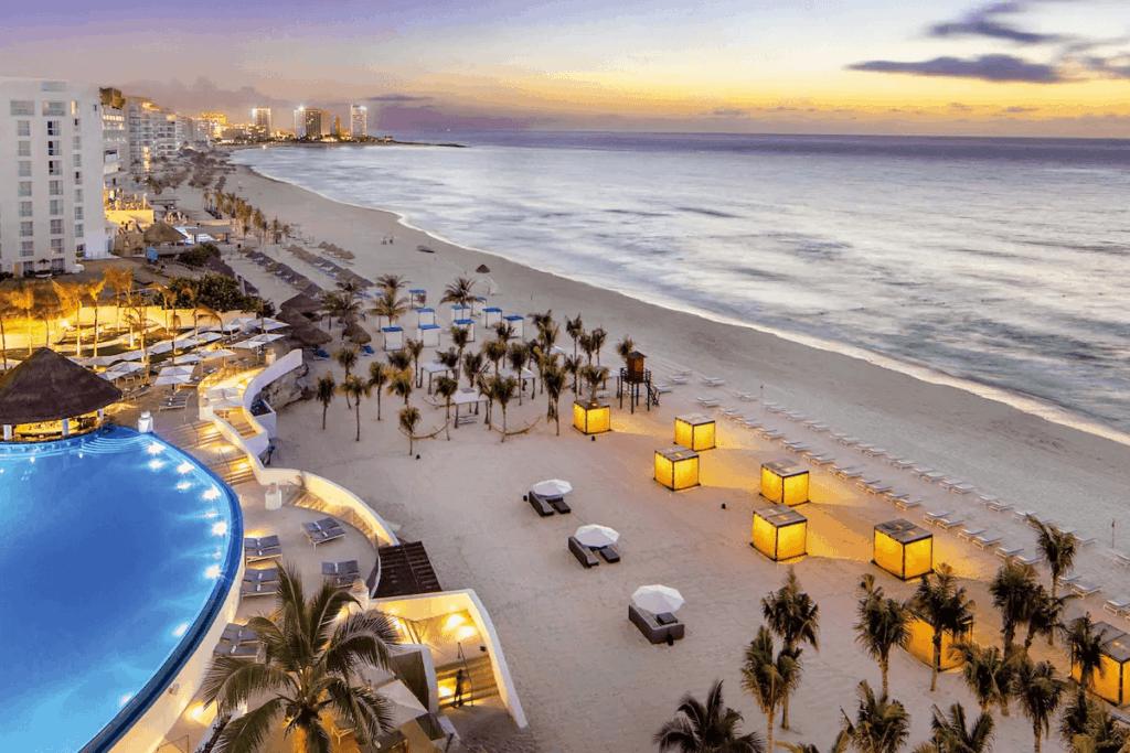 Mejores hoteles en Cancún - Le Blanc Spa Resort Cancún