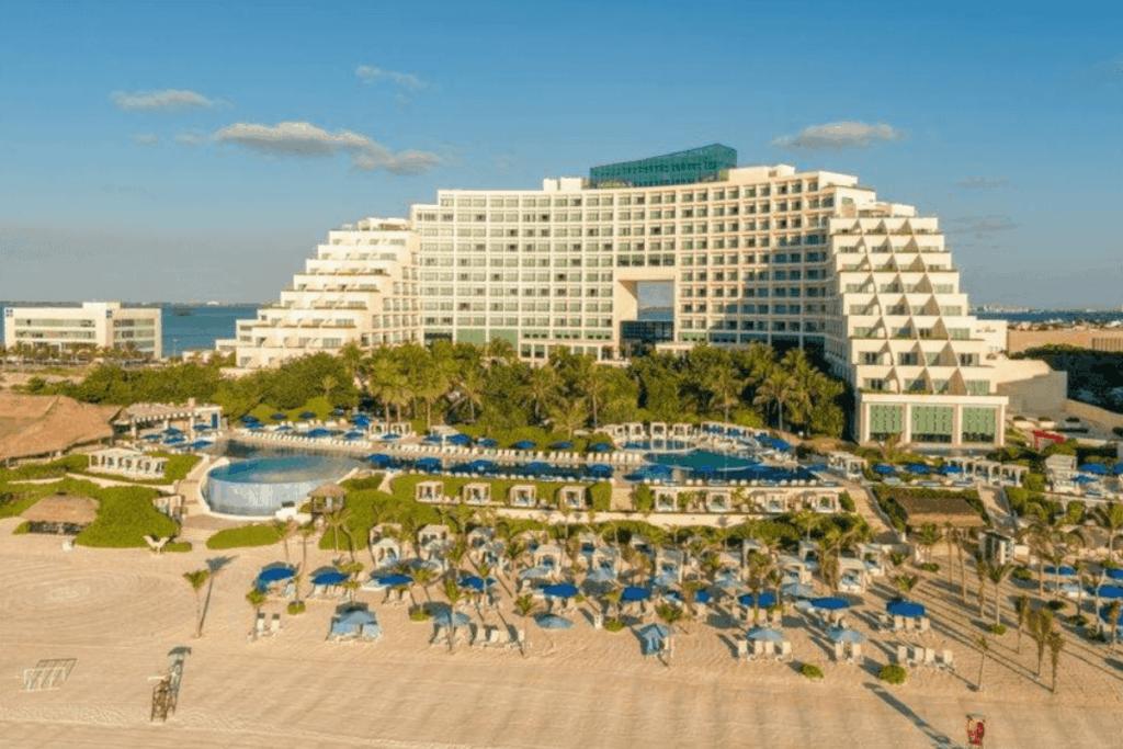Mejores hoteles en Cancún - Live Aqua Beach Resort Cancún