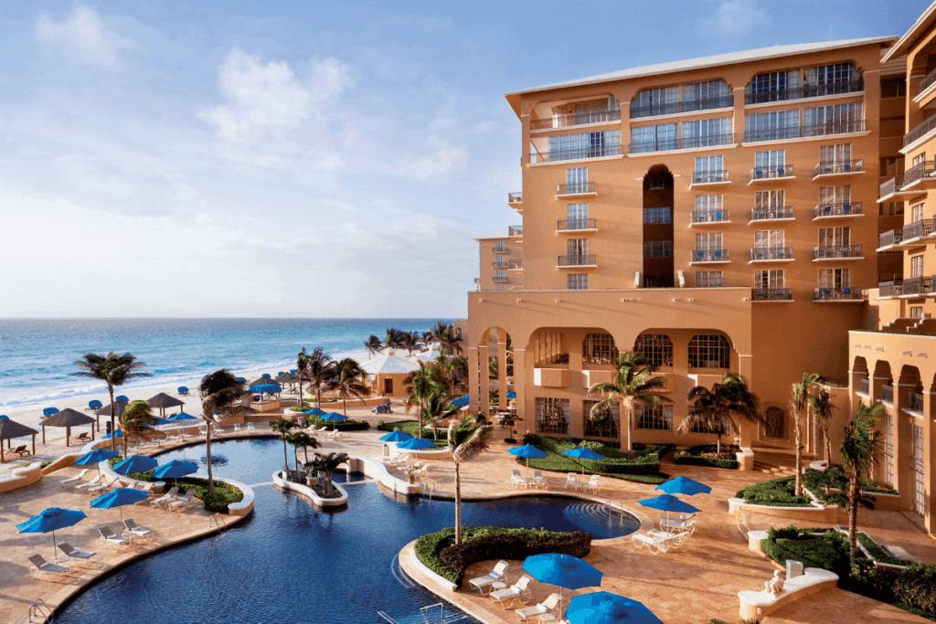 Mejores hoteles en Cancún - The Ritz Carlton Cancún