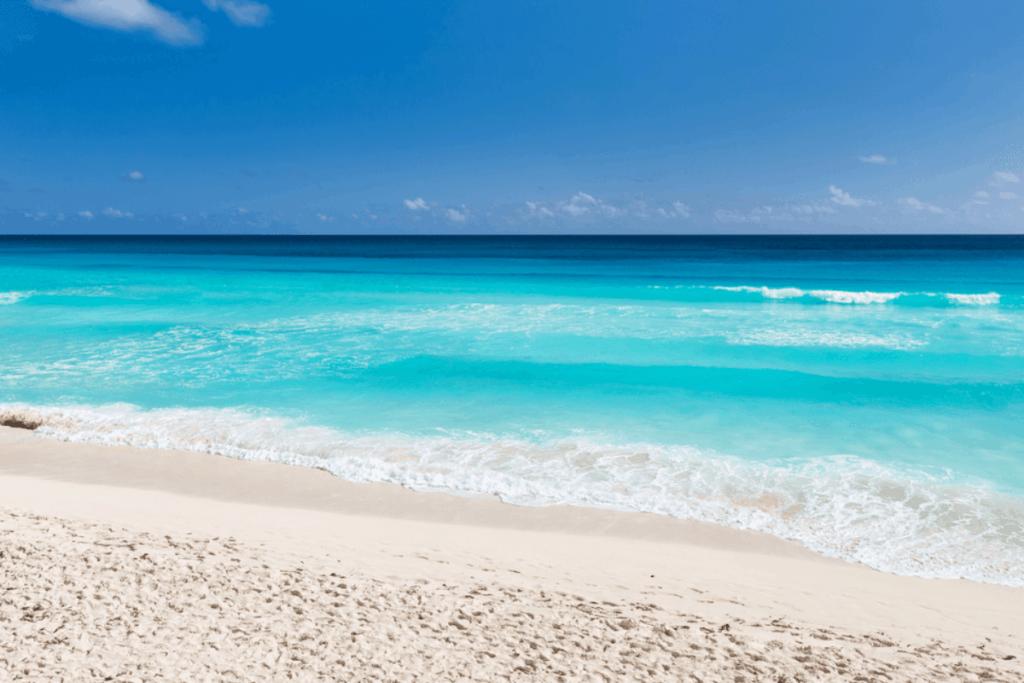 Playas de Cancún - Playa Ballenas