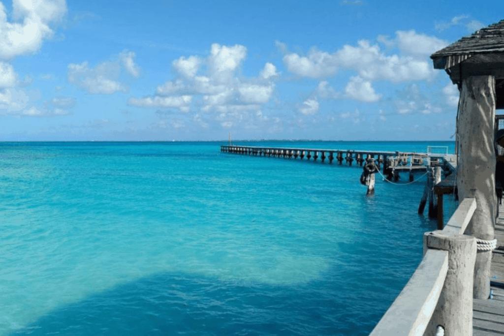Playas de Cancún - Playa Caracol