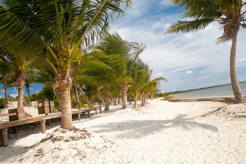 Playas de Cancún - Playa Nizuc