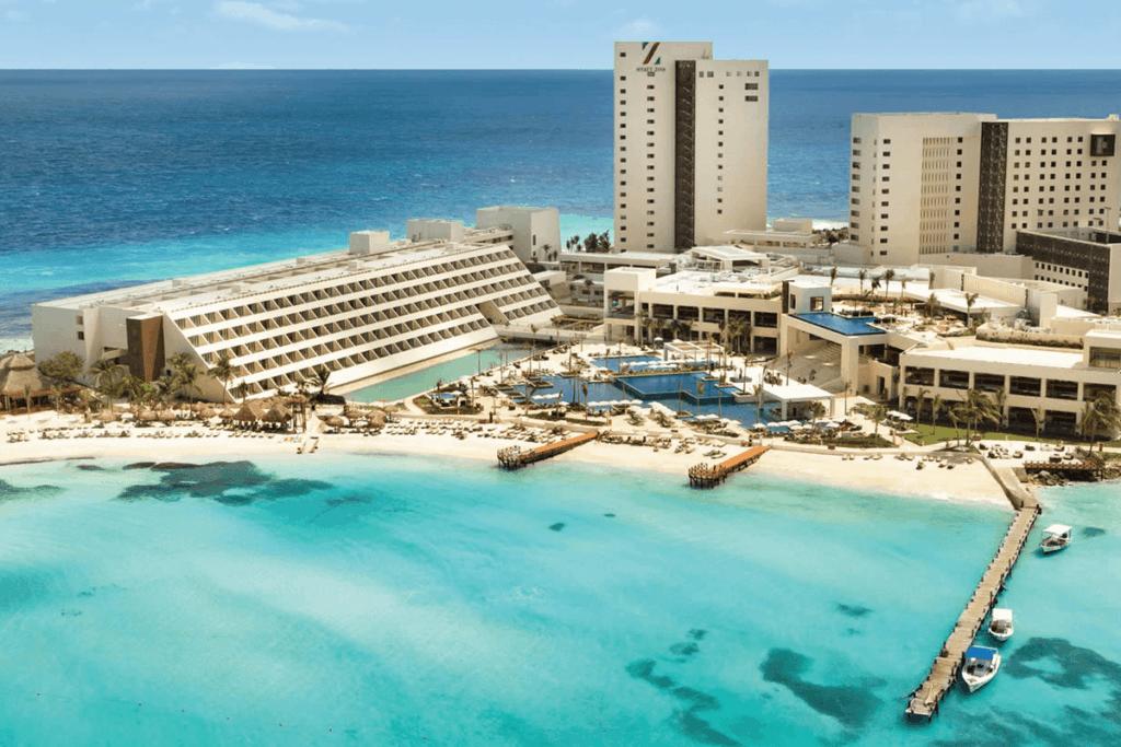 Playas de Cancún - Playa Punta Cancún