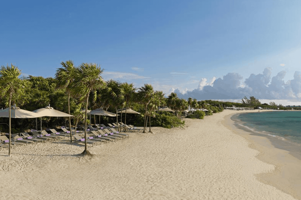 Playas de Cancún - Playa de Las Perlas