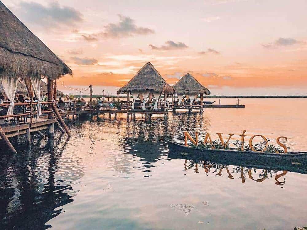 playa delfines cancun navios 3