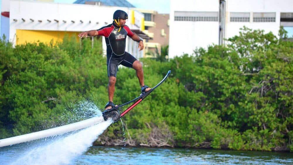 que hacer en cancun - deporte acuatico