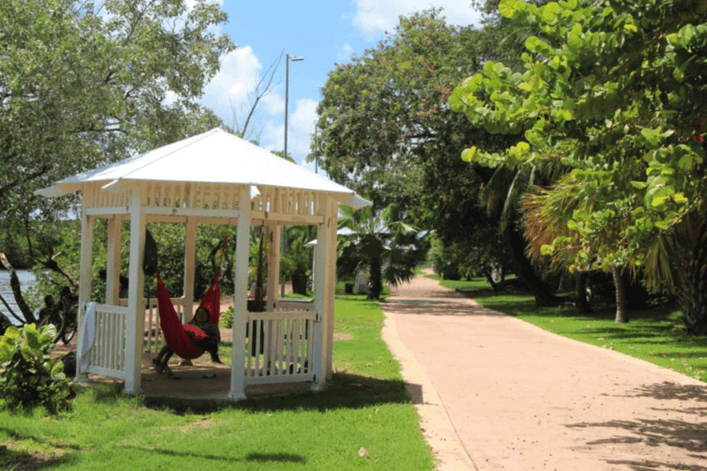 que hacer en cancun - jardin del arte