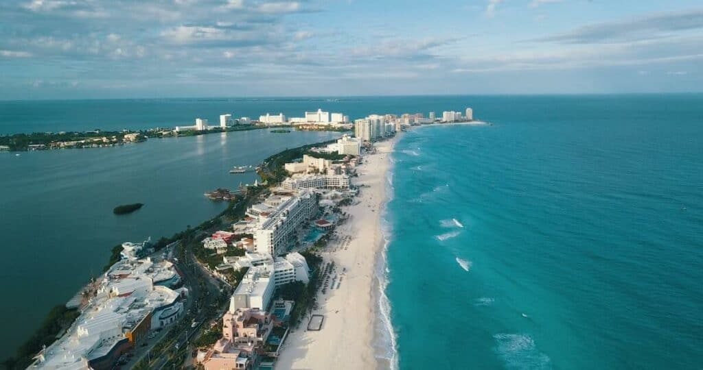 que hacer en cancun - playas