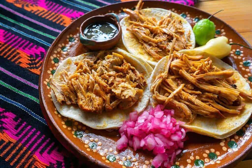 que hacer en cancun - tacos de cochinita