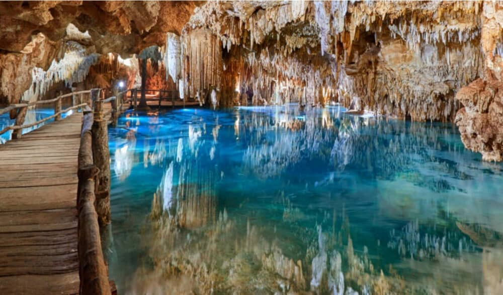Cenotes Playa del Carmen - Cenote Aktun Chen