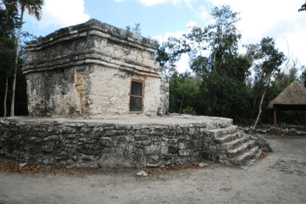 Cruceros Cozumel - La Pirámide de Chankanaab o Ruinas de San Gervasio