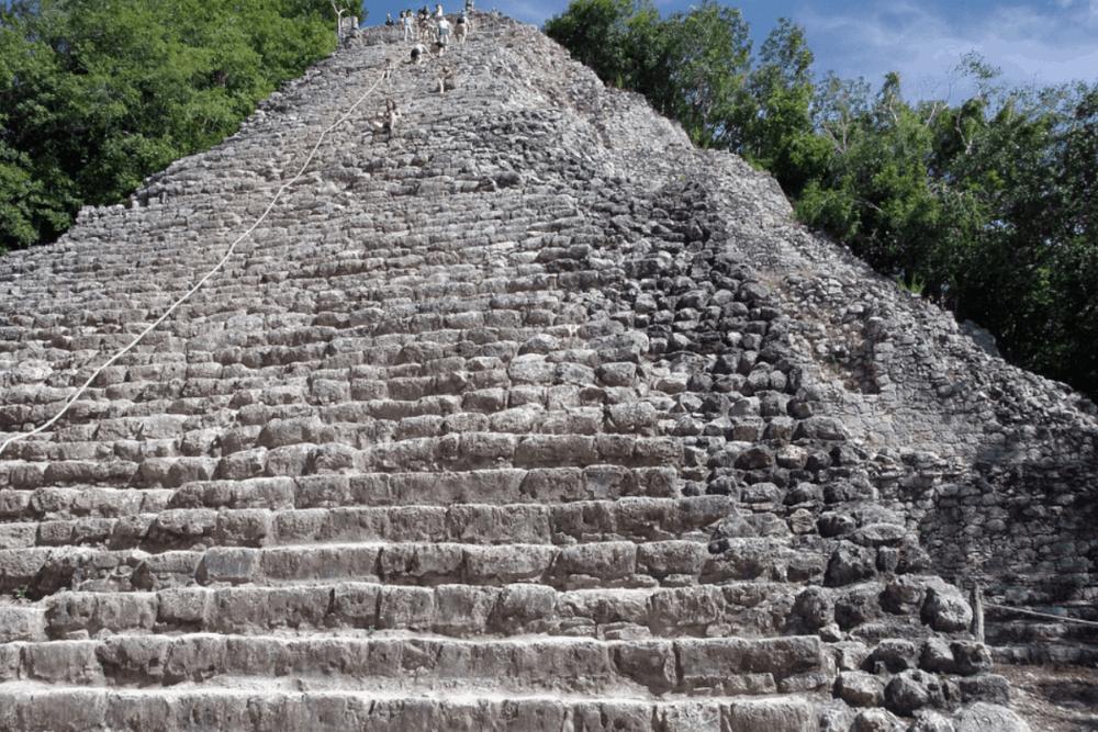Cruceros Cozumel - Las Ruinas de Coba