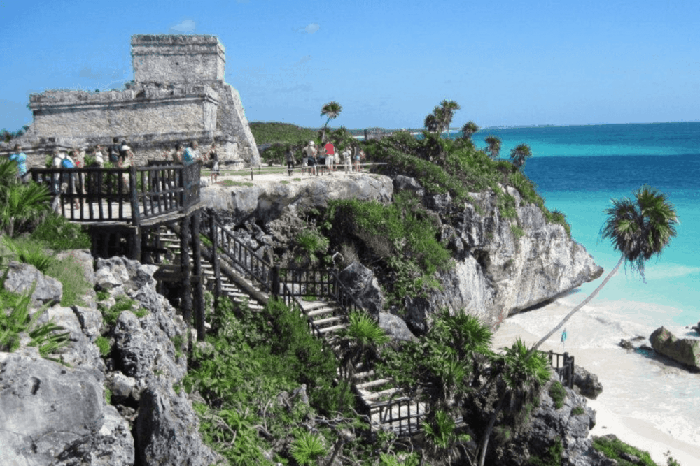 Cruceros Cozumel - Las Ruinas de Tulum