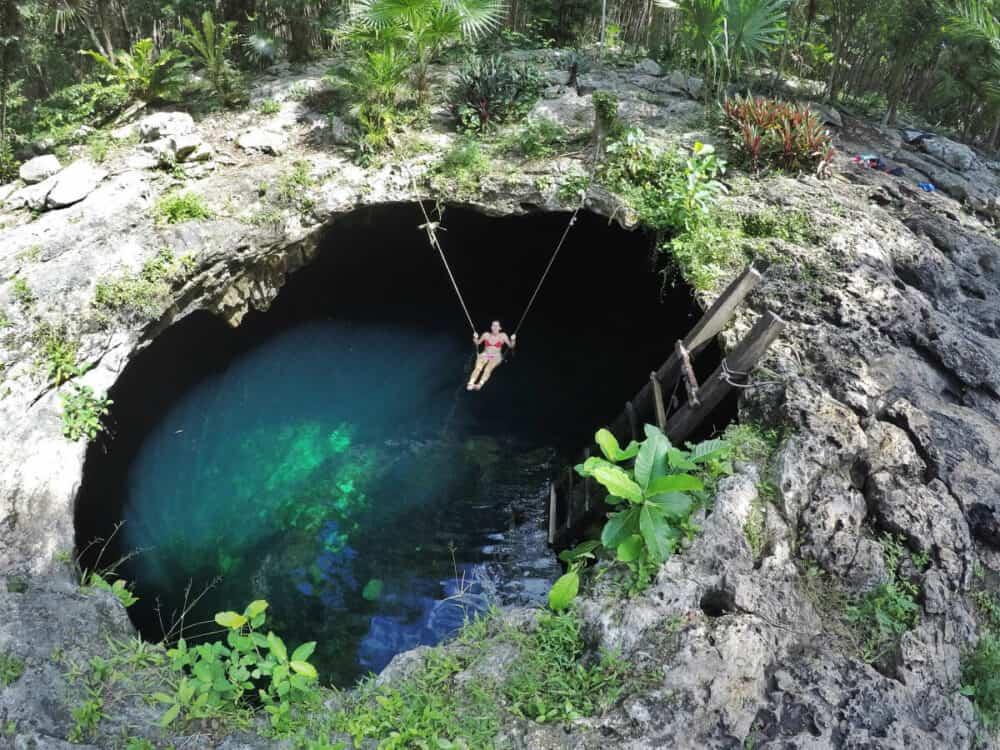 Gran Cenote Tulum - Cenote Calavera