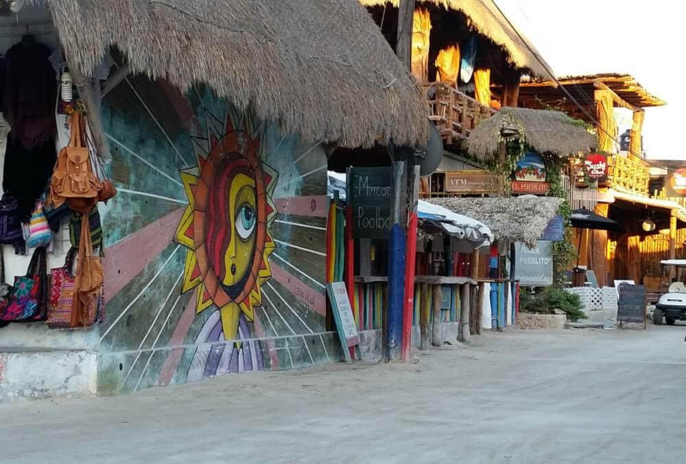 Holbox Quintana Roo - Poblado