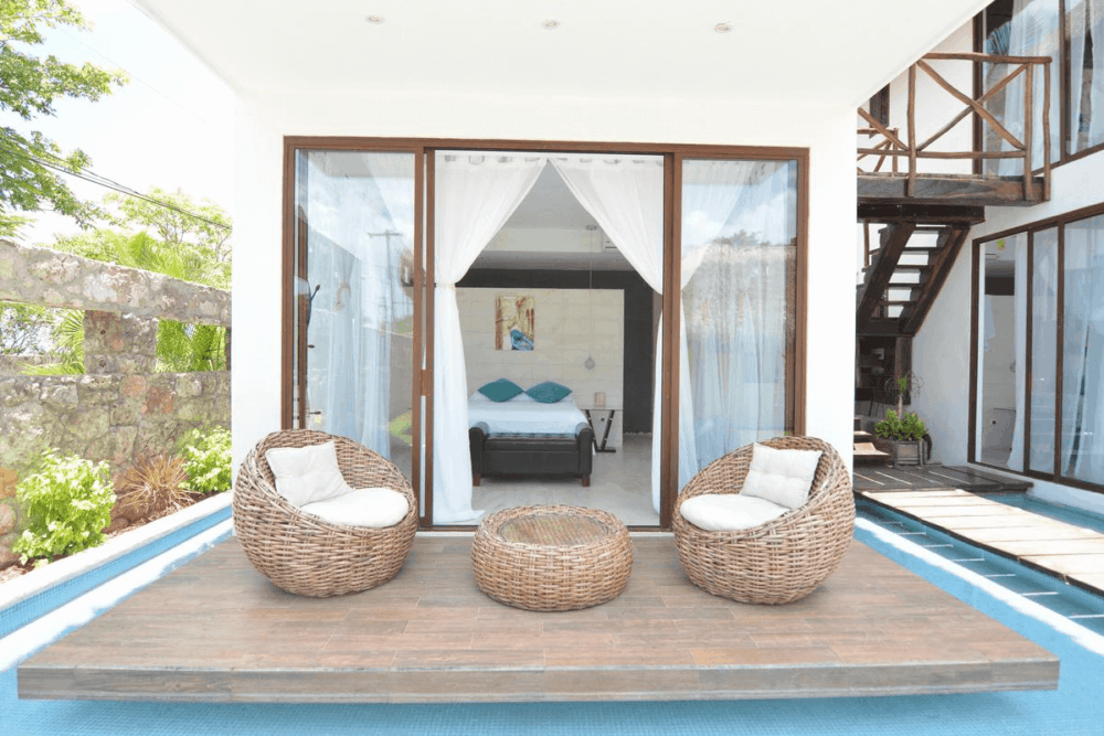 Hoteles en Bacalar - Cabañas Bacalar Luxury