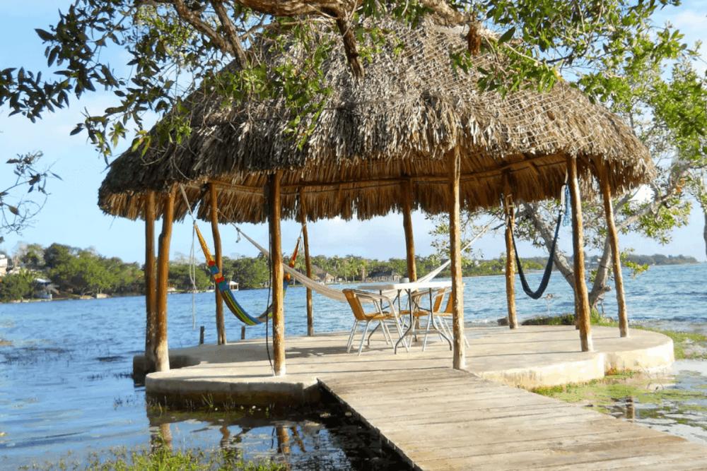 Hoteles en Bacalar - Casa Caracol Bacalar