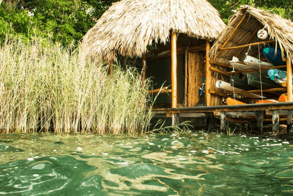 Hoteles en Bacalar - Casa Lamat