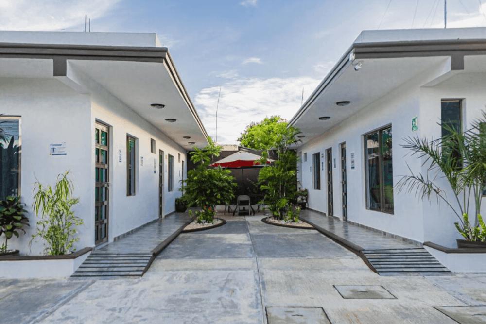 Hoteles en Bacalar - Casa Zazil