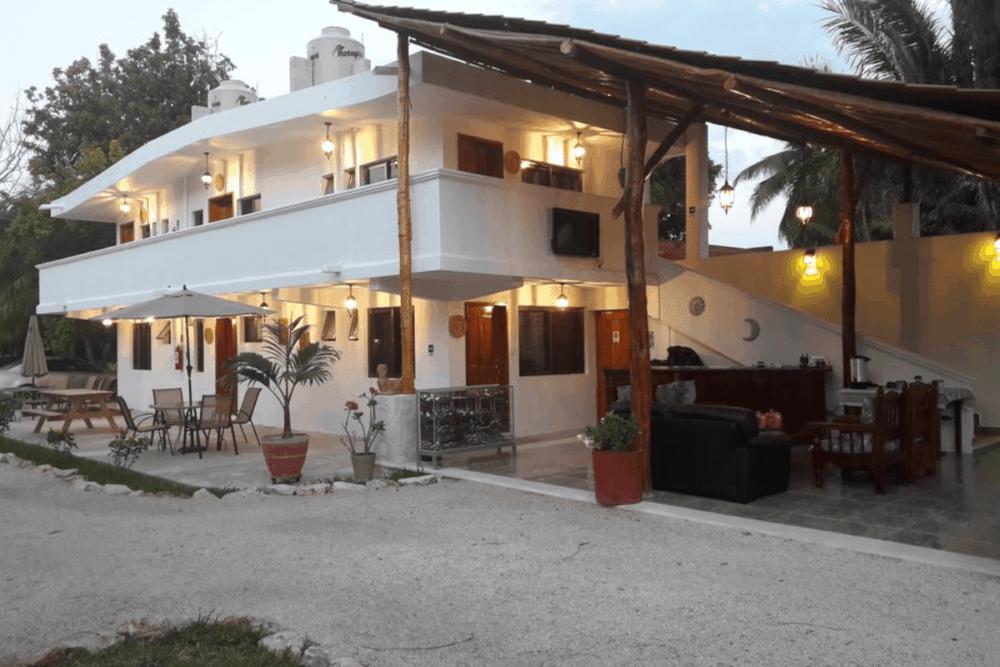 Hoteles en Bacalar - Hotel Casa Lima Bacalar