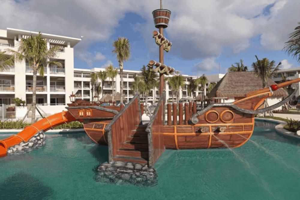 Hoteles en Playa del Carmen todo incluido - Family Concierge at Paradisus La Esmeralda
