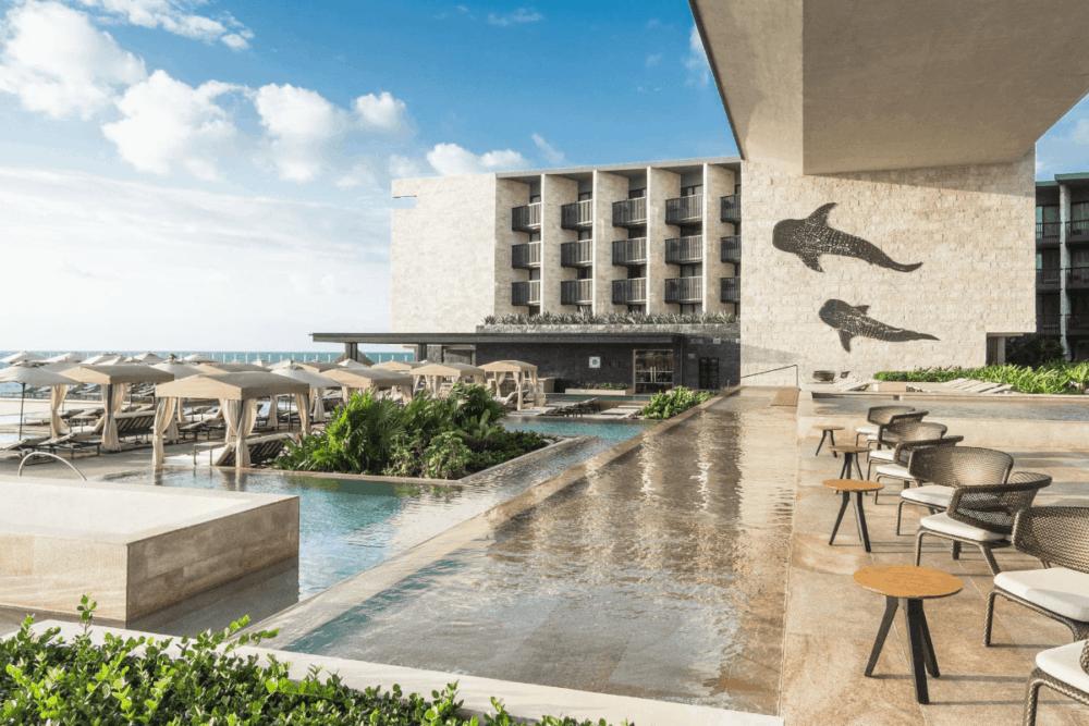 Hoteles en Playa del Carmen todo incluido - Grand Hyatt Playa del Carmen Resort