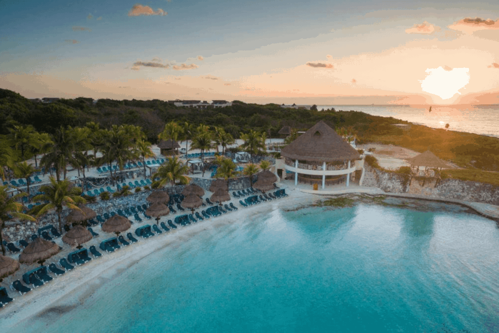 Hoteles en Playa del Carmen todo incluido - Hotel Occidental at Xcaret Destination