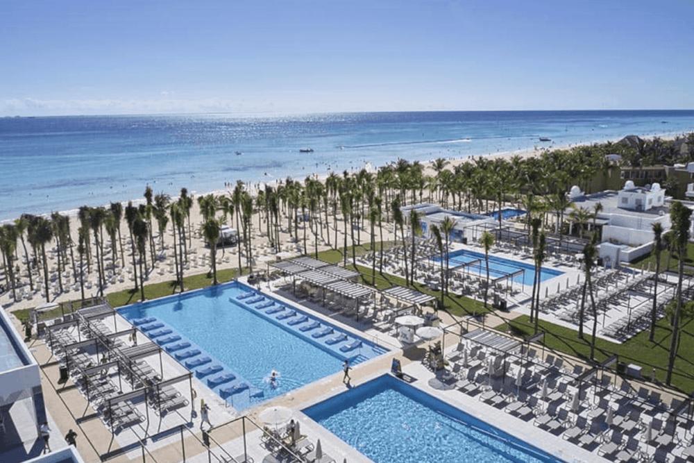 Hoteles en Playa del Carmen todo incluido - Hotel Riu Palace Riviera Maya