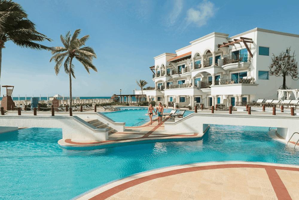 Hoteles en Playa del Carmen todo incluido - Hotel The Royal Playa del Carmen