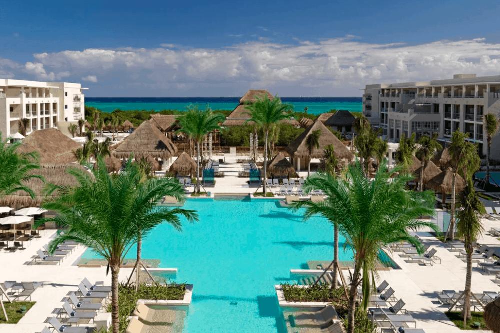 Hoteles en Playa del Carmen todo incluido - Royal Service at Paradisus La Perla