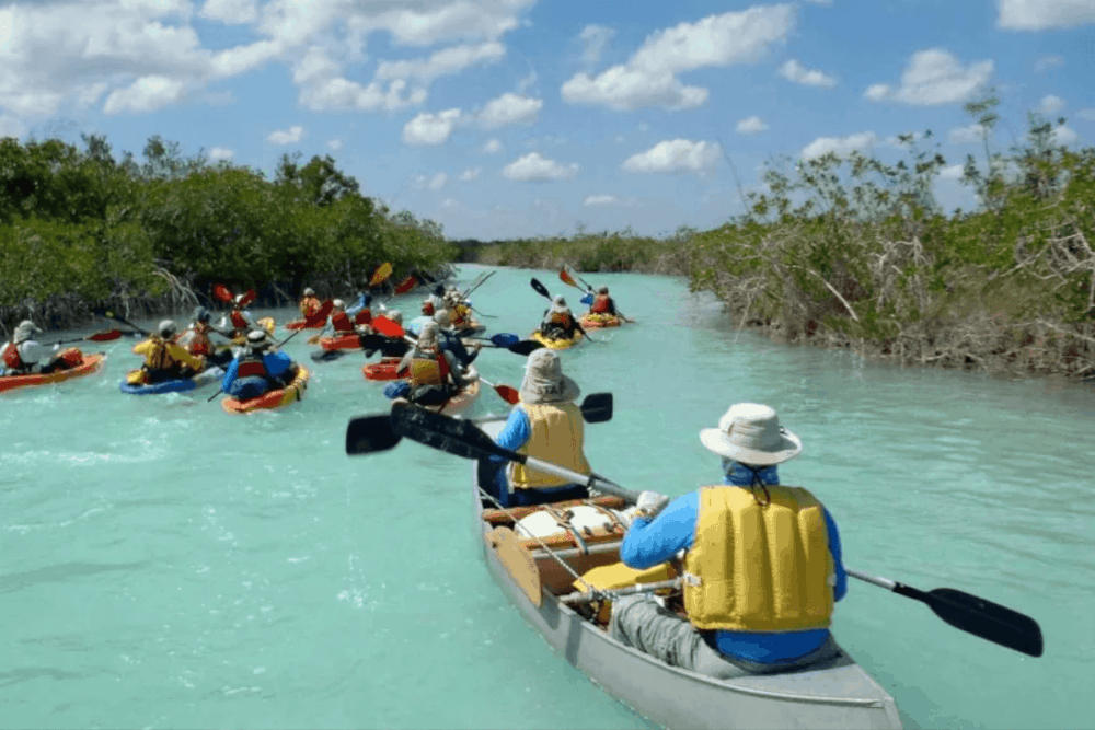 Laguna de Bacalar - Actividades Acuáticas