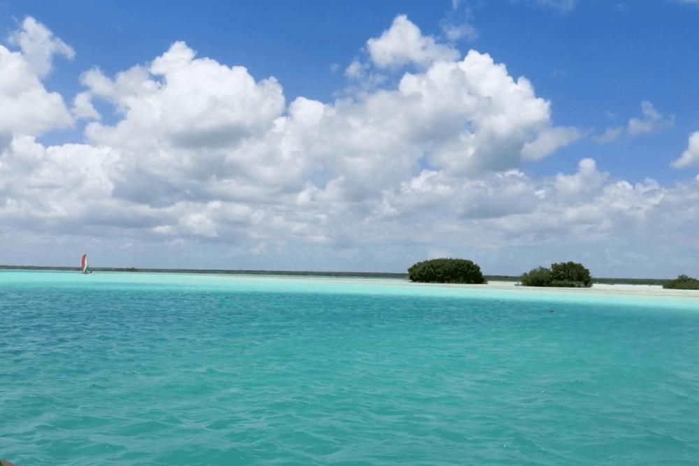 Laguna de Bacalar - La Isla de los Pájaros
