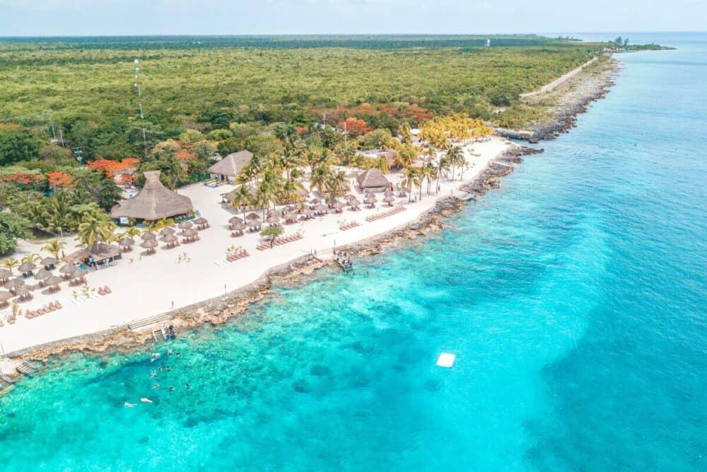 Lugares turísticos de Cancún - Cozumel