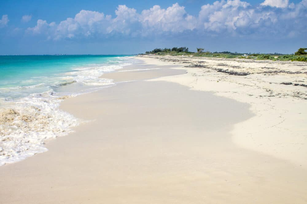 Lugares turísticos de Cancún - Isla Blanca