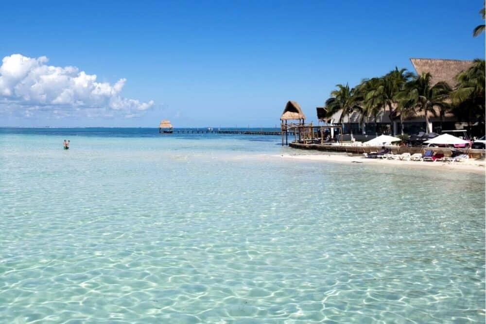 Lugares turísticos de Cancún - Isla Mujeres