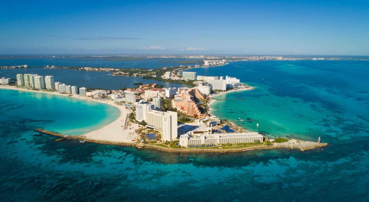 Lugares turísticos de Cancún - Los más relevantes