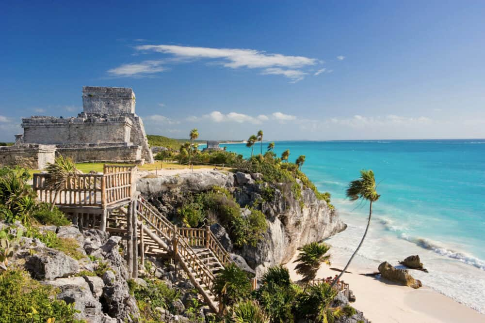 Lugares turísticos de Cancún - Tulum