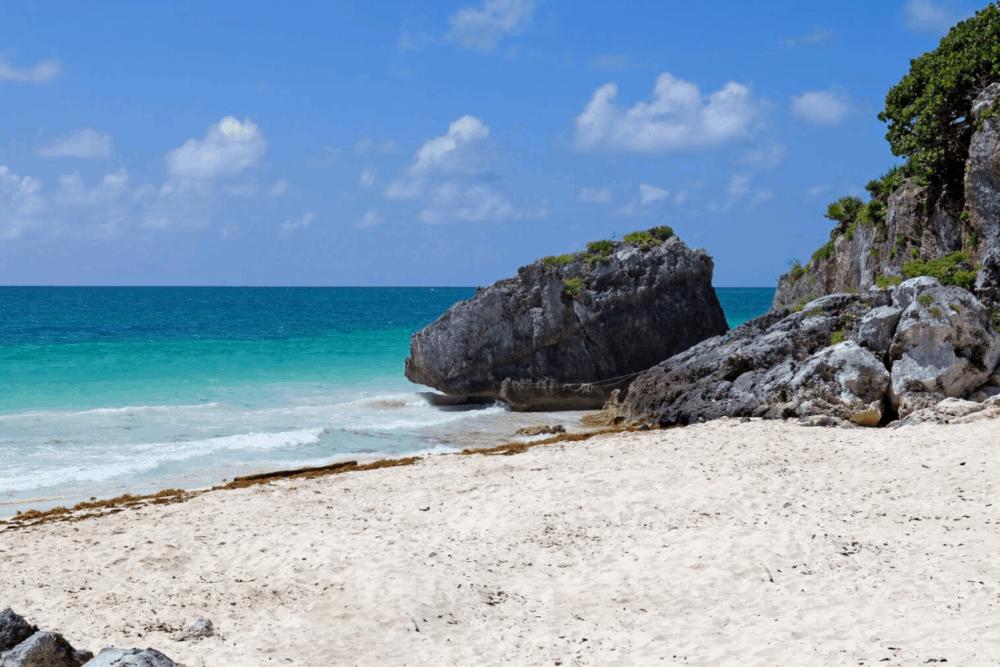 Playa Paraíso Tulum - Que puedes encontrar en la Playa Paraíso Tulum