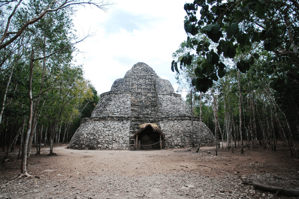 Playa Paraíso Tulum - Zona Arqueologica de Coba
