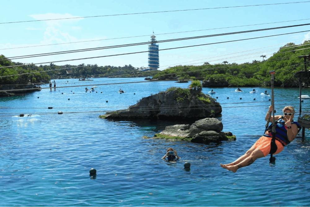 Playa Paraíso Tulum - parque acuatico xel ha