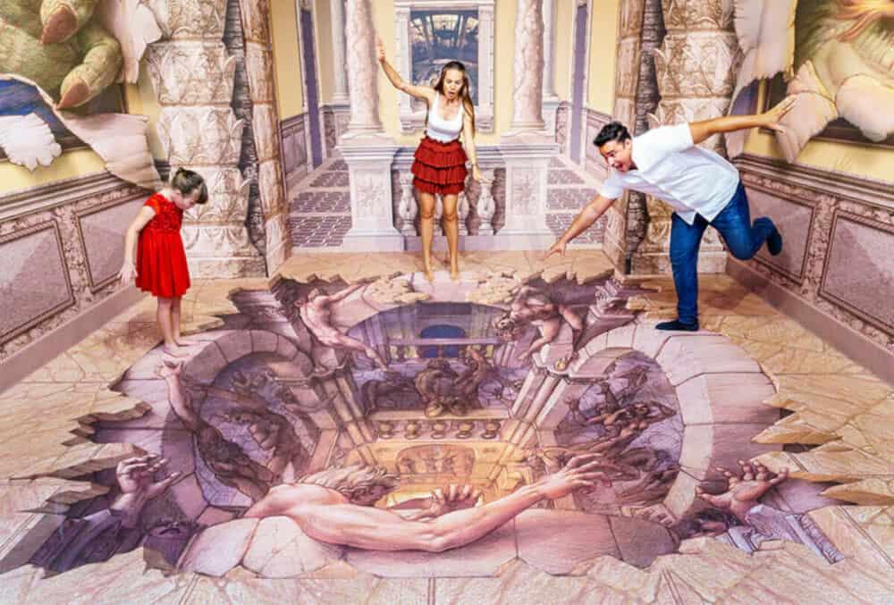Playa del Carmen Quinta Avenida - 3D Museum of Wonders