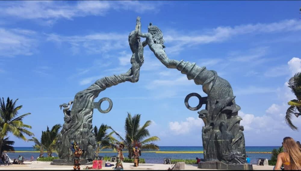 Playa del Carmen Quinta Avenida - Parque Fundadores