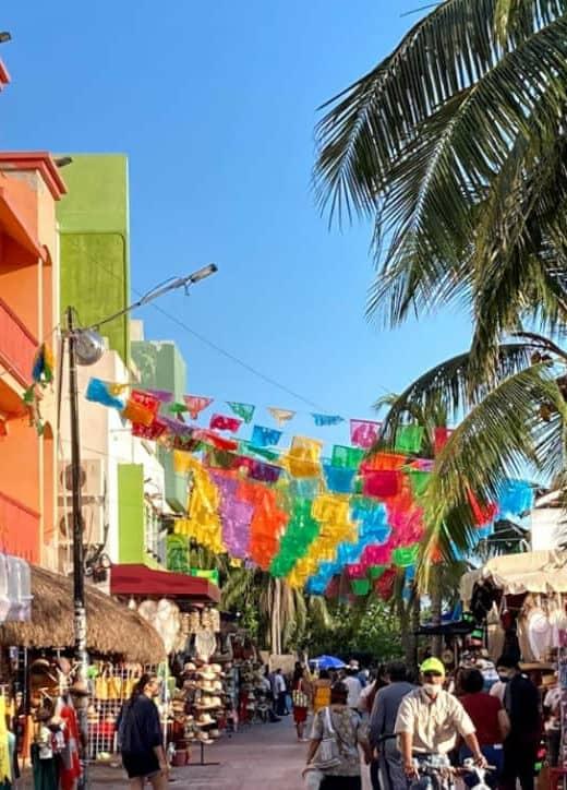 Playa del Carmen Quinta Avenida - Todo lo que debes saber