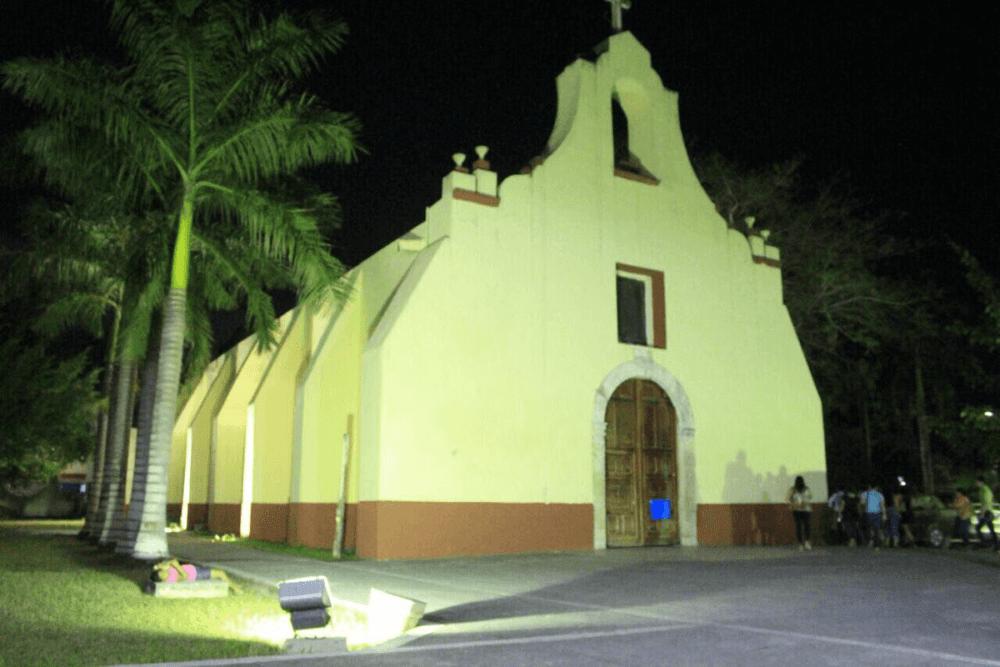 Pueblo Mágico Bacalar - La Parroquia de San Joaquín