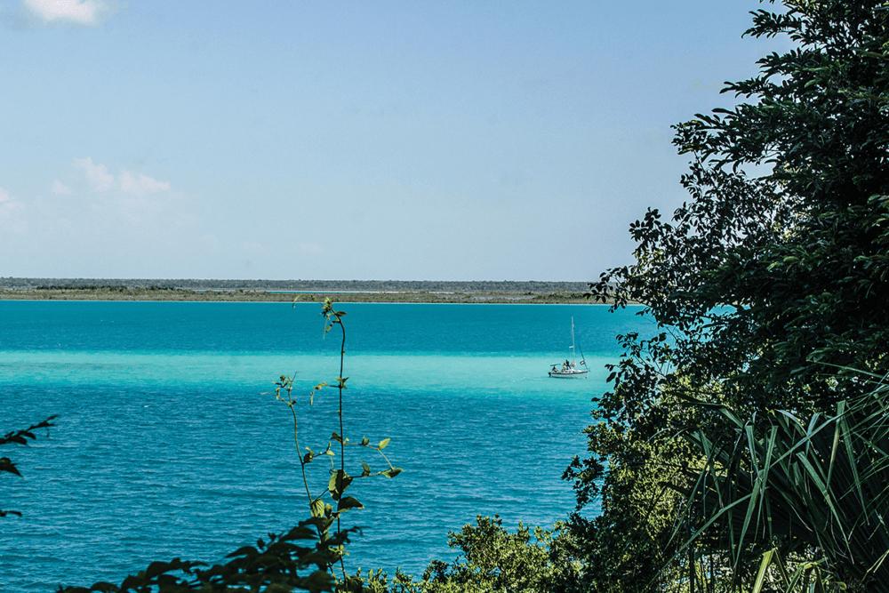 Qué hacer en Bacalar - Conoce la Ruta de los Piratas