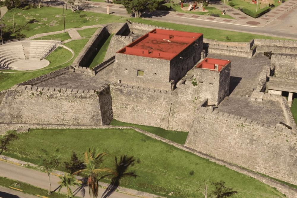 Qué hacer en Bacalar - El Fuerte de San Felipe